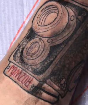 Vídeo del proceso de un tatuaje-1