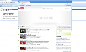 Youtube con y sin www