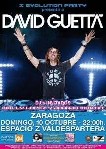 David Guetta en Zaragoza
