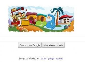 Los picapiedra en Google.es
