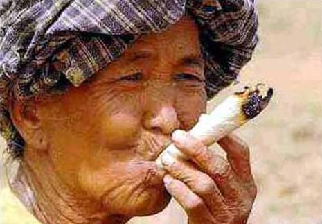 Fumar marihuana para adelgazar