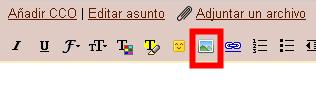 insertar imagenes gmail mail