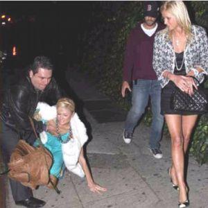 Las vergüenzas de Paris Hilton