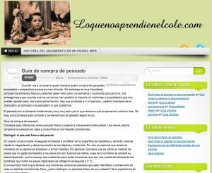 Loquenoaprendienelcole.com