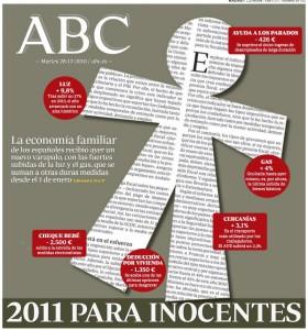 2011 para inocentes