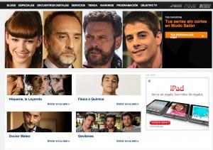 Antena3 series
