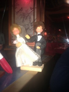 Muñecos de tarta para bodas