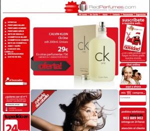Redperfumes.com Comprar perfumes baratos por internet