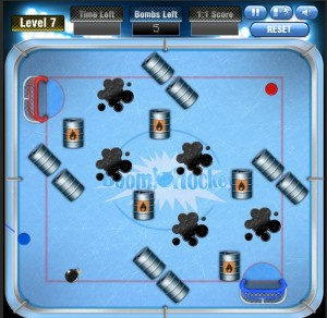 Addicting games Boom Hockey