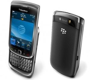 BlackBerry 6 se estrena