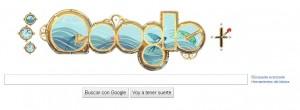Logo de Google interactivo