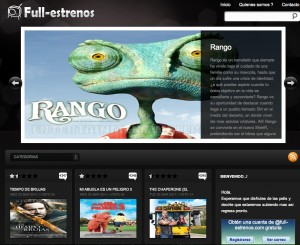 Full-estrenos.com ver películas de estrenos