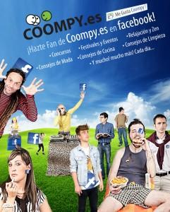 Hazte fan de Coompy es