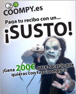 Coompy regala 200 euros en efectivo
