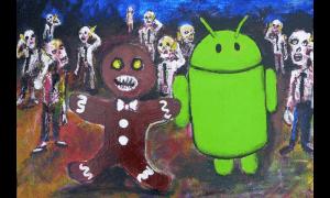 La imagen de Android 2.3.5