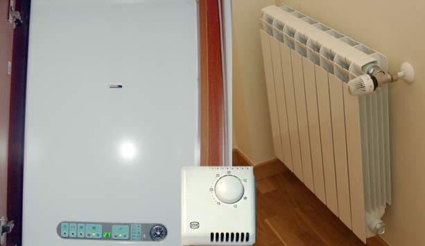 Como ahorrar calefacci n - Poner calefaccion en casa ...
