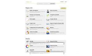 configurar web