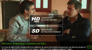 La entrevista de Salvados a Cayetano de Alba en La Sexta