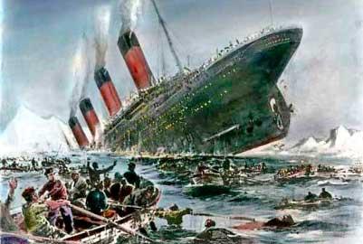 Mitos del Titanic
