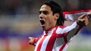Falcao García destaca en futbol español