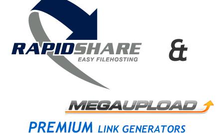 Cuenta Premium Rapidshare y Megaupload gratis