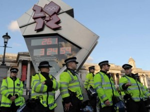 Londres refueza la seguridad para los juegos olímpicos