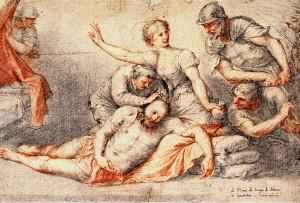 Curiosas formas de morir durante el siglo XVI