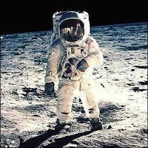 Curiosidades de la llegada del hombre a la luna