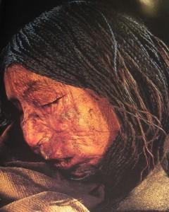 Niños momia, resultado de un ritual