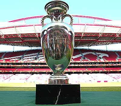 copa de la eurocopa