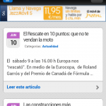 Lanzada nueva versión para móviles de Helektron.com