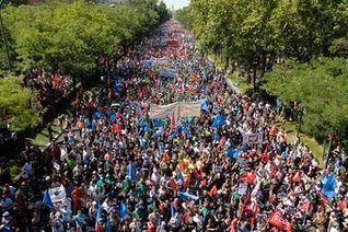 Manifestación el 27 de Julio en toda España