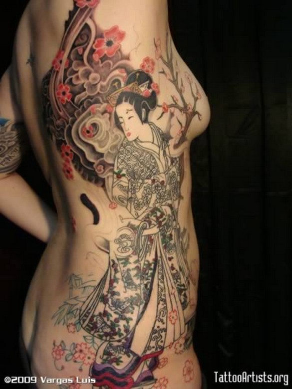 Tatuajes Extremos tatuajes largos extremos - noticiasdehumor
