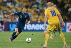 Triunfo de Francia ante Ucrania