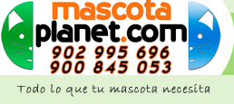 mascota planet