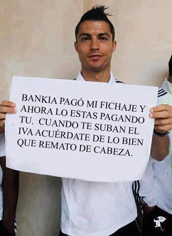 Quien paga el fichaje de Cristiano Ronaldo