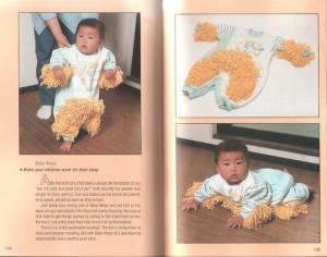 Bebe mopa