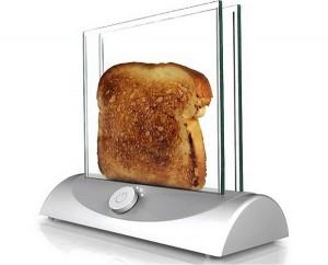 tostadora de cristal
