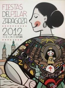 Listado de conciertos en las fiestas del Pilar 2012 en Zaragoza