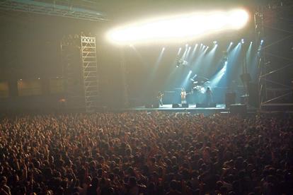Conciertos en Interpeñas 2012
