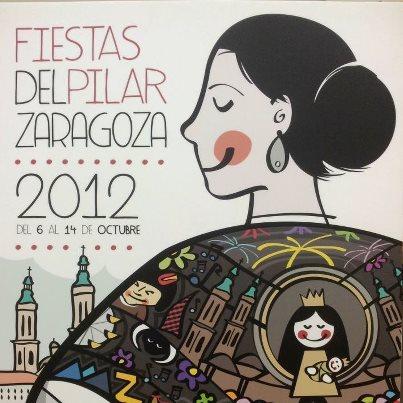 Descargar en pdf el programa de las Fiestas del Pilar 2012