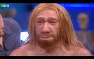 Chuck Norris aparece al reconstruir la cara del hombre de Neandertal