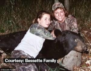 Matar un uso es el sueño de una niña de 11 años