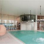 Eco Casa de última tecnología y su piscina