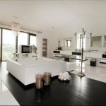 Eco Casa de última tecnología y su dormitorio