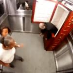 Las víctimas del ascensor