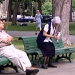 Las ancianas cachondas