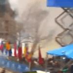 Vídeo con la Explosión en la Maratón de Boston