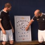 Partido de fútbol 22 contra 11
