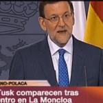 Rajoy habla tras los SMS a Bárcenas